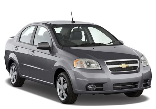 Chevrolet Aveo Cheap Car Hire Malta