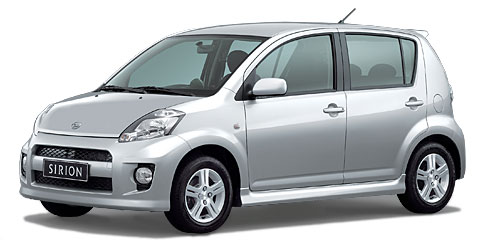 Daihatsu Sirion Cheap Car Hire Malta